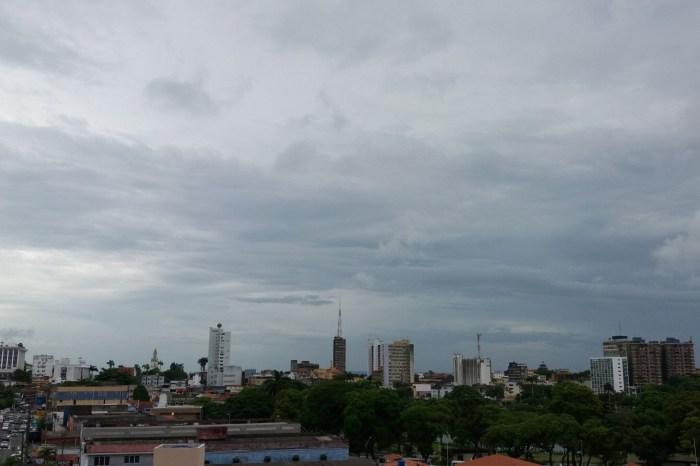 Aesa prevê terça de Carnaval com tempo nublado e chuvas no Sertão da Paraíba