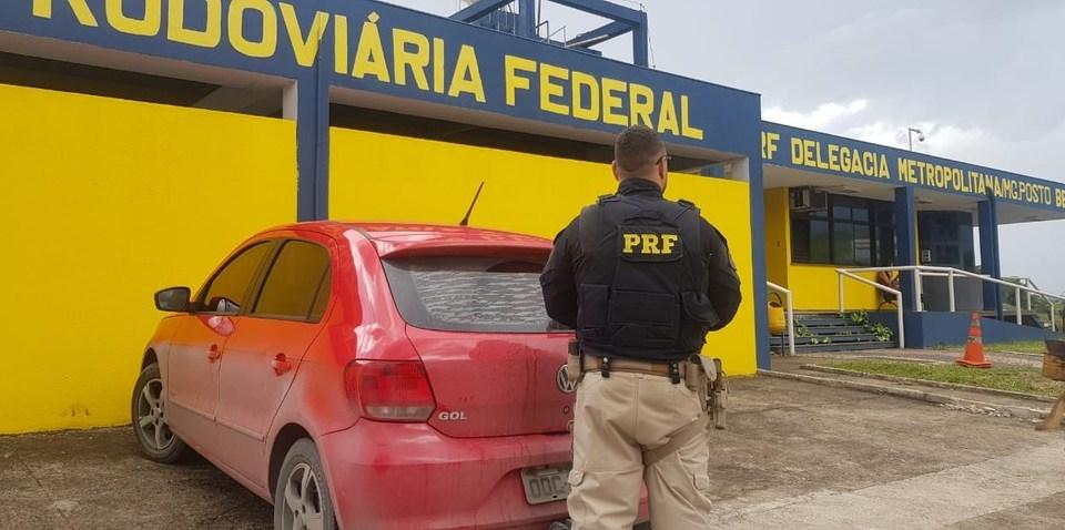 MOÍDOS DA REDAÇÃO: Homem com COVID-19 é detido pela PRF em viagem para o interior da Paraíba