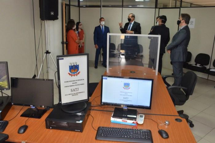 Tribunal da Paraíba inaugura Sala Virtual de Atendimento a Distância