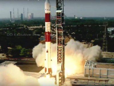 Primeiro satélite 100% brasileiro já está no espaço; assista lançamento