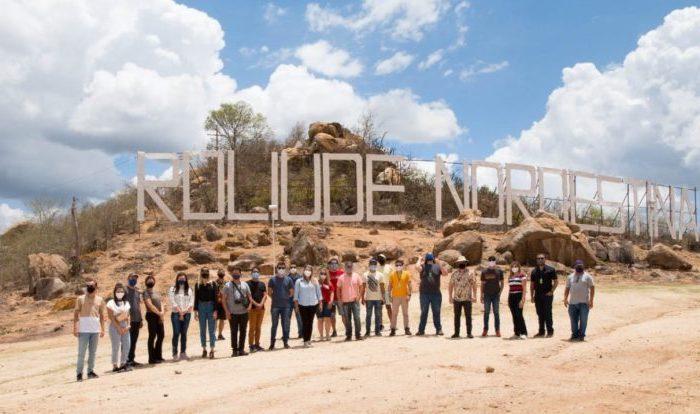 Turismo: Caravana dos Roteiros Turísticos Integrados visita Cabaceiras
