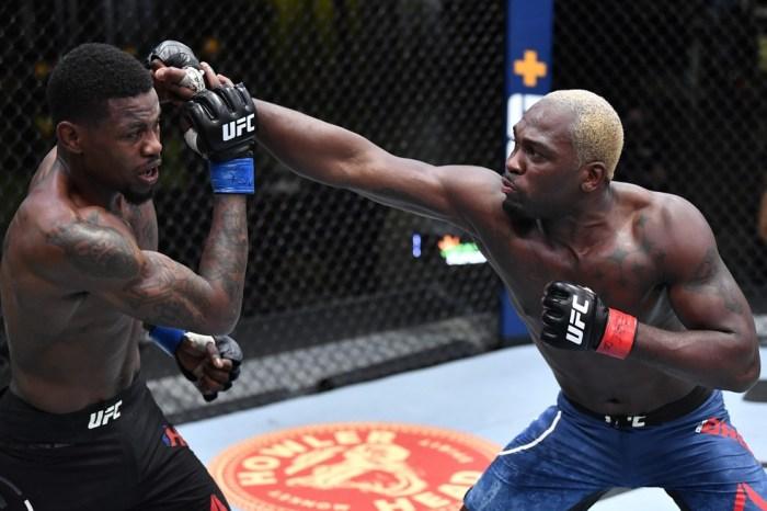 Brunson controla Holland e vence na luta principal do UFC