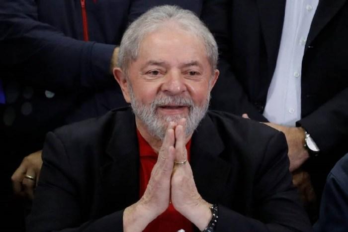 MOÍDOS DA REDAÇÃO: Supremo decide enviar ações de Lula para a Justiça do Distrito Federal