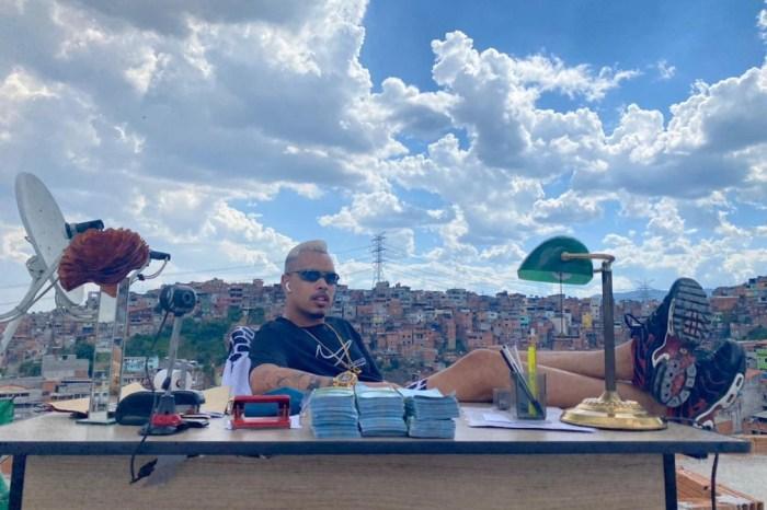 MC João abre escritório 5 anos após 'Baile de favela'