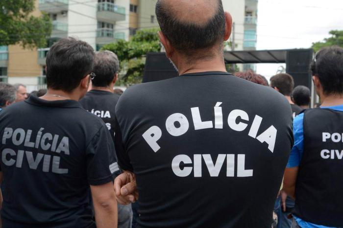 Policiais Civis da Paraíba paralisam em prol de vacinação contra Covid