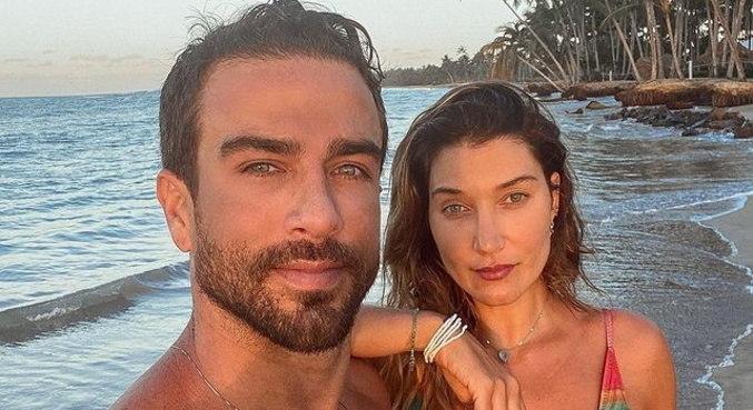 Pugliesi responde comentário sobre ex: 'Perdoado, só que não volto'