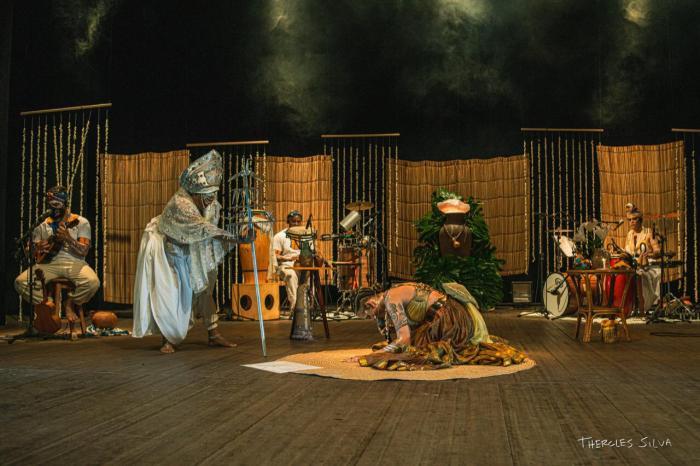 Espetáculo Xirê do Agoiê será exibido neste domingo, no Youtube