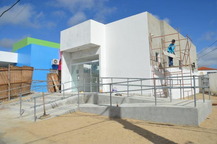 Obras da nova Farmácia Básica Municipal segue a todo vapor em Boa Vista