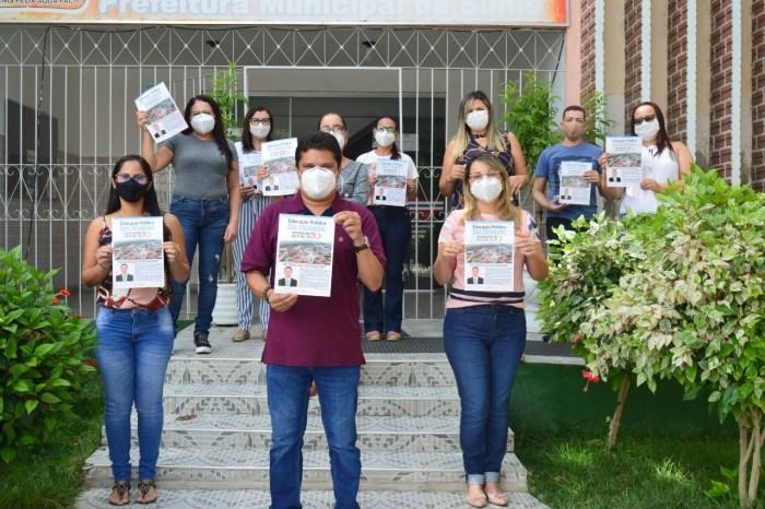 Secretaria de Educação de Sumé lança Jornal pelos 70 anos do município