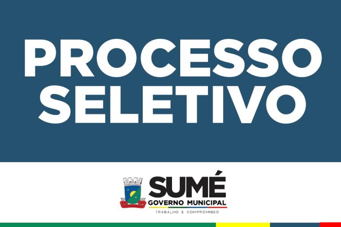 Comissão divulga o resultado final do Processo Seletivo para Fisioterapeuta Intensivista de Sumé
