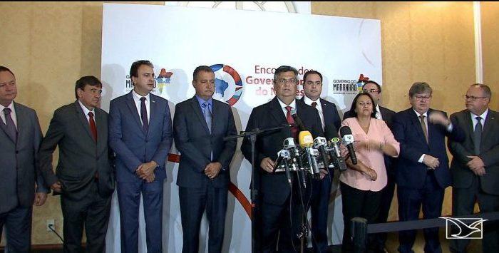 Governadores do Nordeste dizem que PGR atua a favor do governo Bolsonaro na CPI da Covid