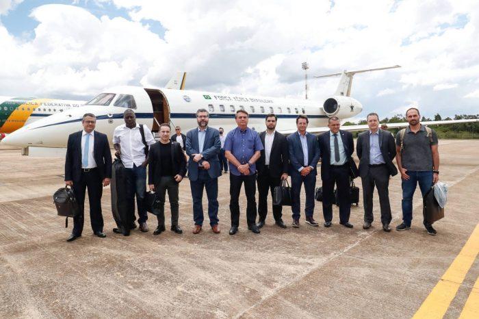 Viagem de Eduardo Bolsonaro a Israel na mira da CPI da Pandemia
