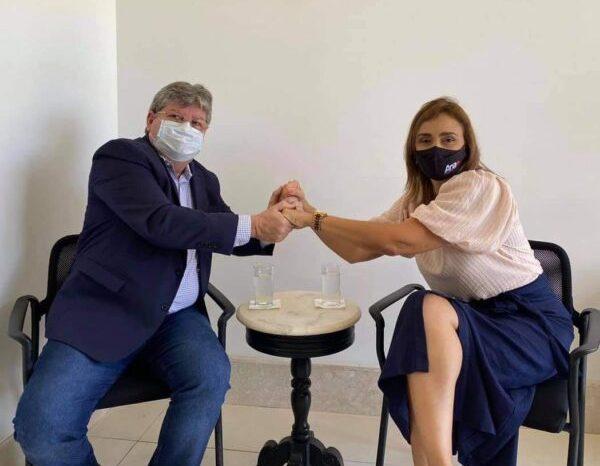 Ana Cláudia elogia João Azevêdo por ampliar ações sociais em Campina Grande
