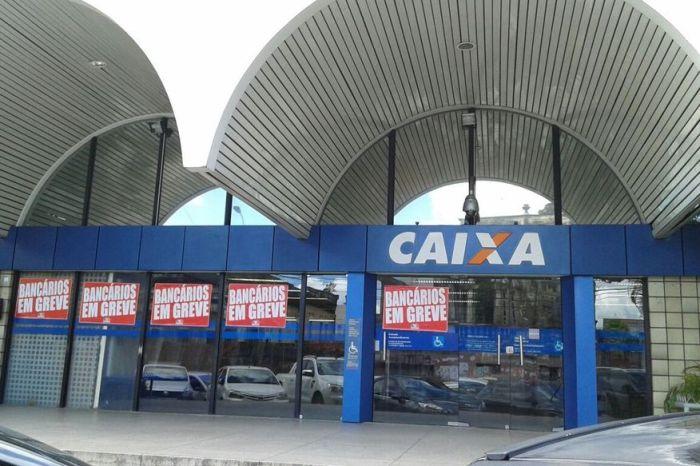 Funcionários da Caixa Econômica Federal farão greve de 24 horas nesta terça-feira na Paraíba