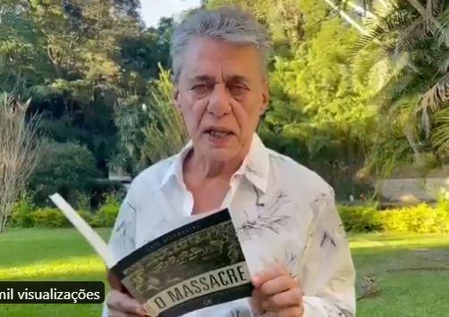 Chico Buarque relembra 25 anos do massacre de Eldorado dos Carajás