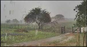 Inmet emite alertas de perigo potencial de chuvas intensas para 05 cidades do Cariri Paraibano