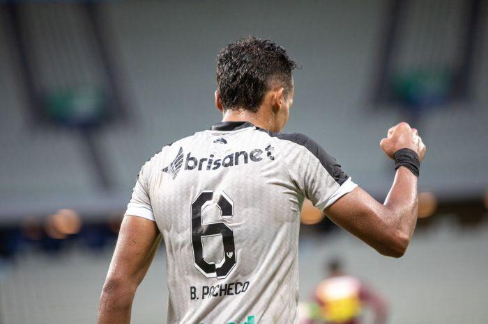 Copa do Nordeste: Ceará elimina Sampaio e será adversário do Vitória