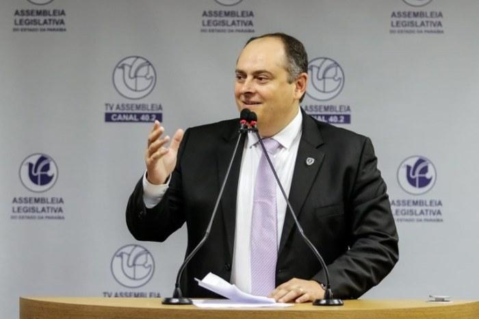 Delegado Isaías Gualberto é nomeado para o Detran-PB