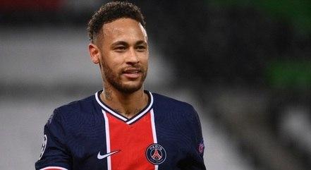 Neymar quer Champions e minimiza Bola de Ouro: 'Nem aí'