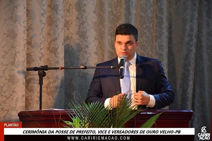 OURO VELHO: Dr. Augusto Valadares publica novo decreto para conter avanço da COVID-19