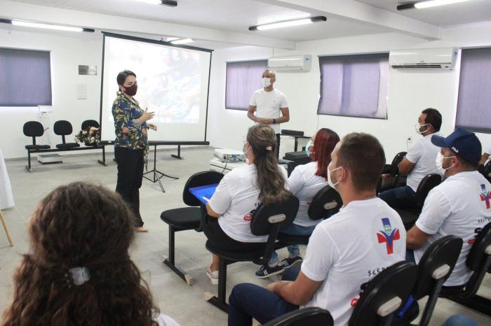 Prefeitura de Gurjão capacita servidores da Saúde com realização de curso de atendimento Pré-Hospitalar