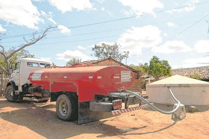 Secretaria de Agricultura de Monteiro realiza em um único dia atendimento em mais de 10 comunidades rurais