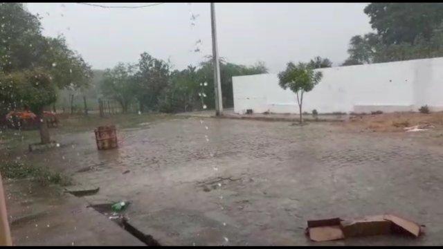São José do Bonfim foi o município onde mais choveu na região de Patos em 2021