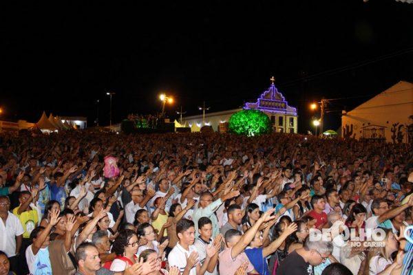 Festa da Padroeira de Nossa Sra. dos Milagres entra oficialmente para o calendário turístico da Paraíba