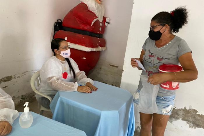 Beneficiários do Programa Sopa da Gente recebem kits nutricionais em Monteiro