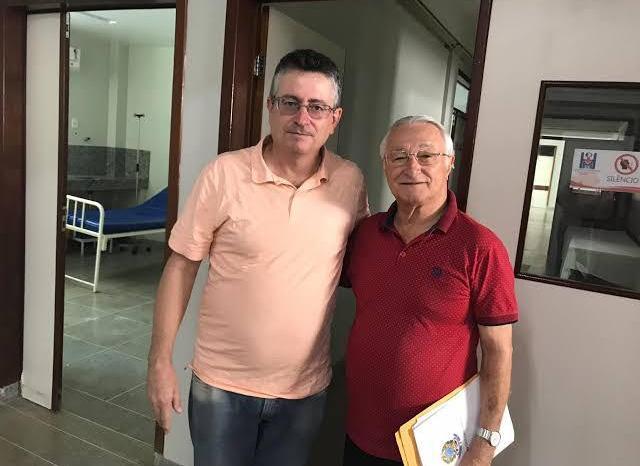 Frei Anastácio confirma emenda para compra de mamógrafo que vai atender região do Cariri