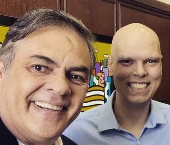 """Cássio lamenta morte de Bruno Covas e exalta o político: """"Uma existência marcante"""""""