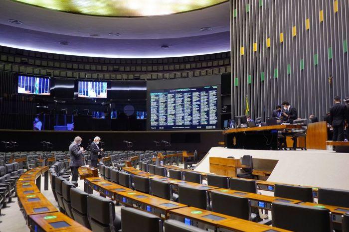 Câmara aprova PL que revoga Lei de Segurança Nacional