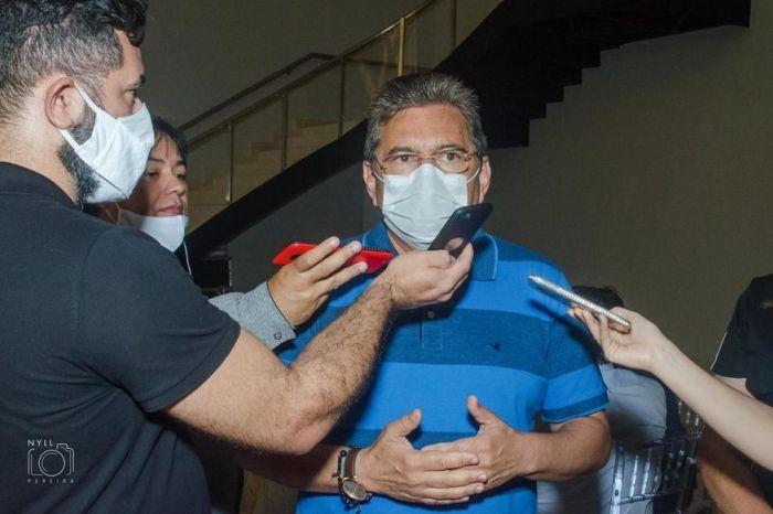 Presidente da ALPB alerta prefeitos sobre avanço da Covid-19 no interior da Paraíba