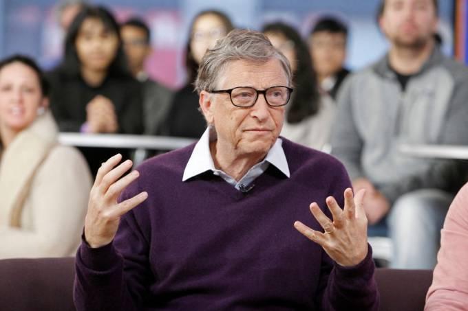 Bill Gates deixa Microsoft durante investigação de relação extraconjugal