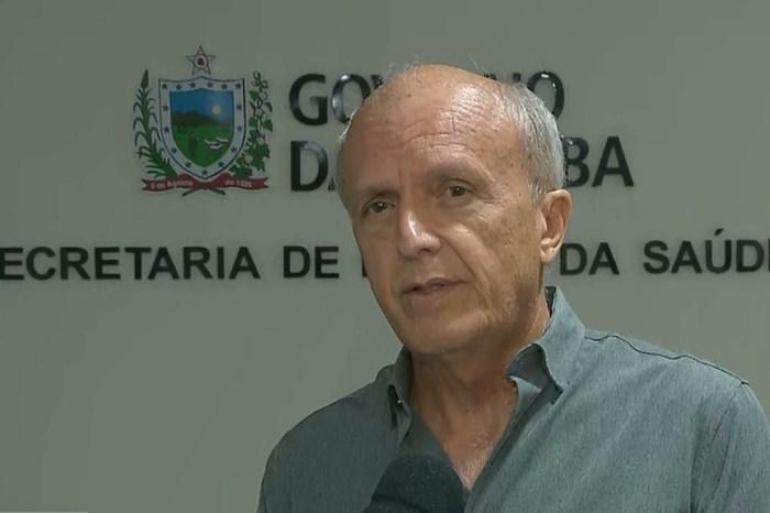 Secretário garante que ainda não há confirmação da variante Delta na Paraíba
