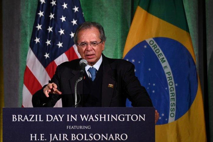 Brasil quer aprofundar parceria comercial com EUA, diz Guedes