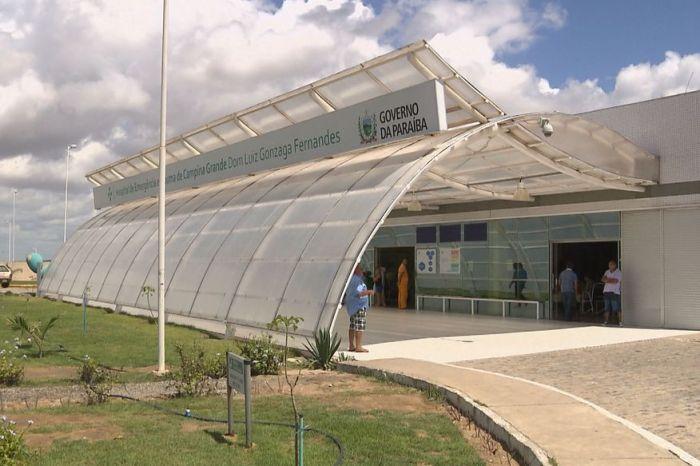 Ala Covid do Hospital de Trauma de Campina Grande registra 160% de ocupação na UTI