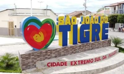 São João do Tigre é beneficiada com projeto de abastecimento d'água do Governo do Estado