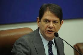 Senador Cid Gomes testa positivo para COVID-19