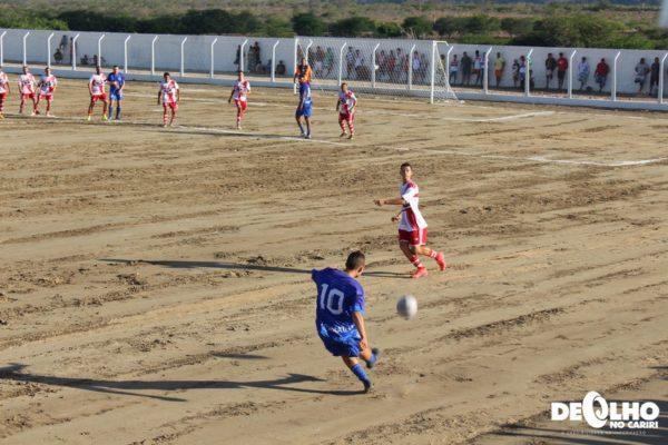 Parari é contemplado com mais um estádio de futebol e desportistas agradecem o incentivo ao esporte por parte da gestão municipal