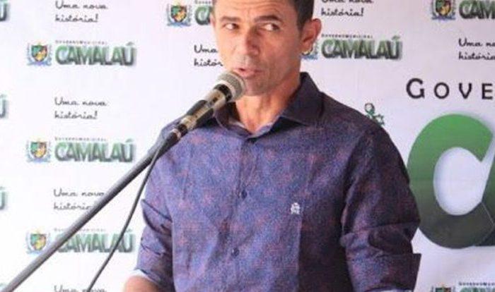 TJ mantém Sandro Mocô afastado da Prefeitura de Camalaú