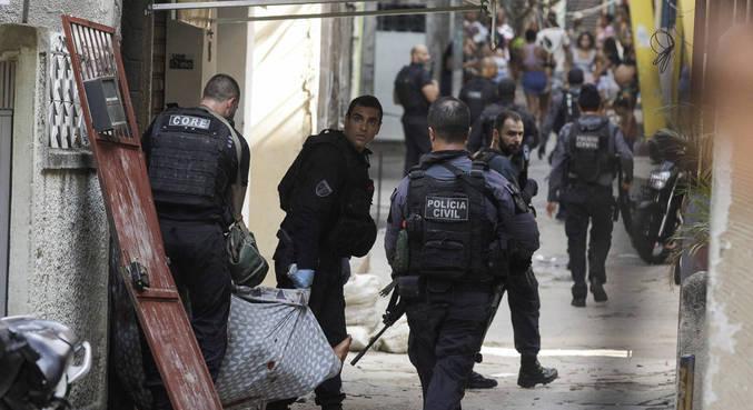 Relatório evidencia ligação de 27 mortos no Jacarezinho com o crime