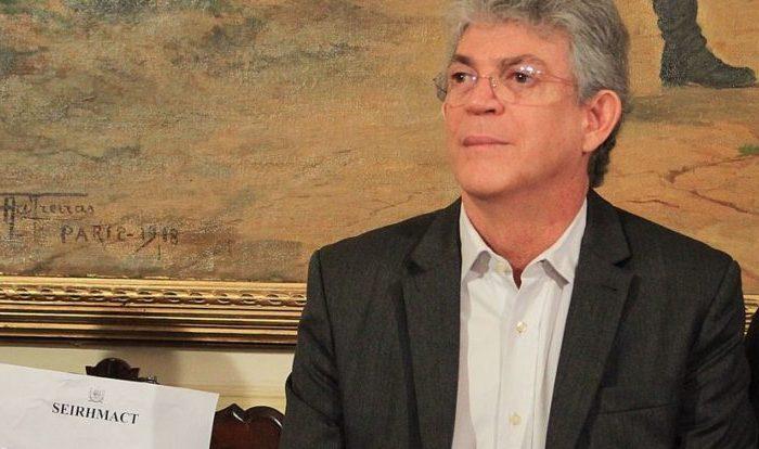 Ministro Gilmar Mendes determina envio de processo contra Ricardo Coutinho na Operação Calvário para a Justiça Eleitoral