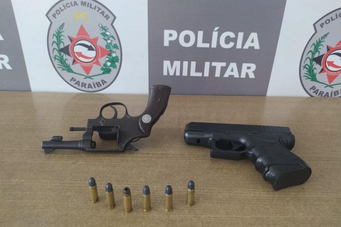 Polícia detém dupla suspeita de assalto na zona sul de João Pessoa
