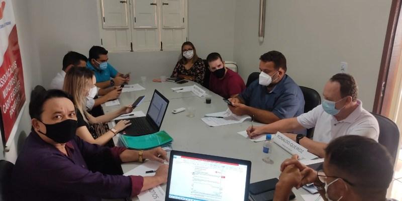 Através de articulação da AMCAP, prefeitos definem auxílio financeiro para Hospital de Serra Branca