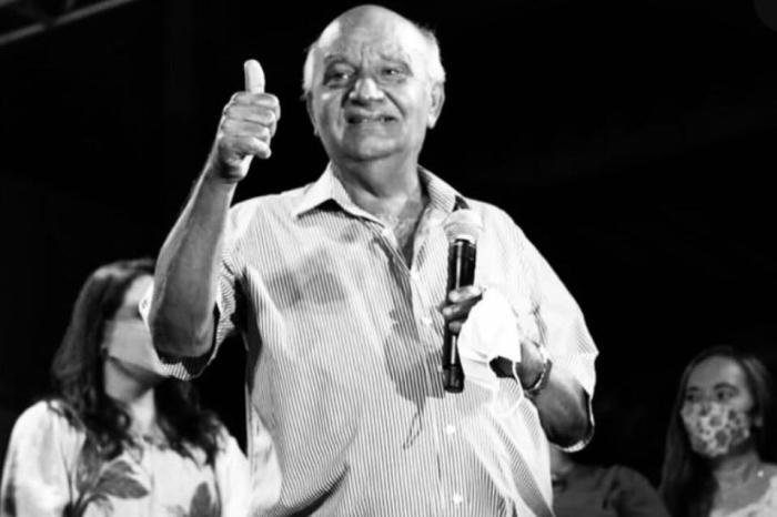 ALPB lamenta morte do ex-prefeito de Pilar, José Benício Filho