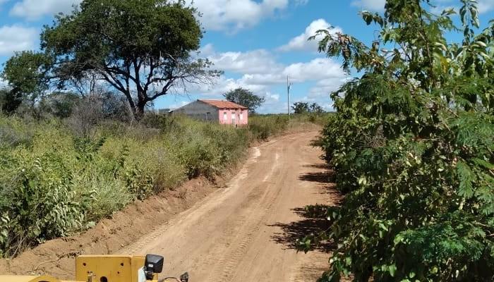 MONTEIRO: Secretaria de Agricultura realiza mutirão de ações na zona rural