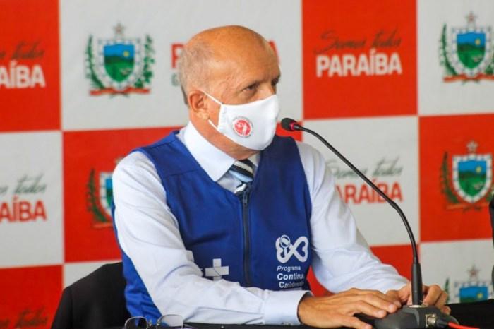 Secretário afirma que Paraíba vai receber 2 milhões de doses da vacina contra a Covid-19 até agosto