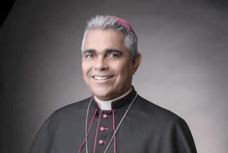 Bispo paraibano está internado com 30% dos pulmões comprometidos
