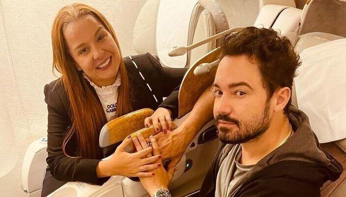 Maiara fala sobre pedido de casamento de Fernando: ''Se eu soubesse não deixava ele fazer''